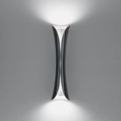 Artemide CADMO PARETE czarno/Biały 1373010A Kinkiet