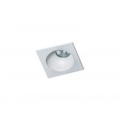 Azzardo HUGO 1 DOWNLIGHT WHITE 1xGU10 Wpuszczana Biały AZ1735