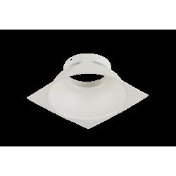 Azzardo HUGO R WHITE Odbłyśnik Biały AZ0830