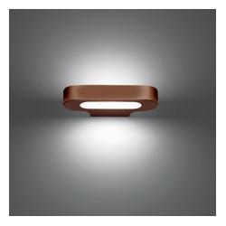 Artemide TALO PARETE LED Brązowy 0615040A Kinkiet