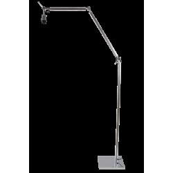 Azzardo ZYTA FLOOR LAMPBODY ALU 1xE27 Podstawa Lampy Podłogowej bez Abażuru Aluminium AZ2310
