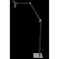 Azzardo ZYTA FLOOR LAMPBODY BLACK 1xE27 Podstawa Lampy Podłogowej bez Abażuru Czarny AZ1849