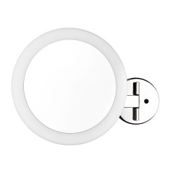 Orlicki Design Belli IP44 1xE27 Biały/Chrom