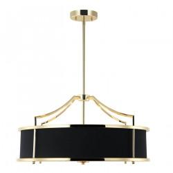 Orlicki Design Stanza Gold Nero M 4xE27 Złoty/Czarny