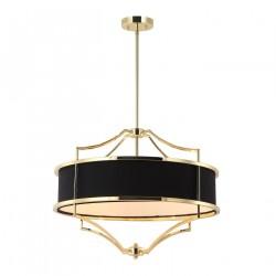 Orlicki Design Stesso Gold Nero M 4xE27 Złoty/Czarny