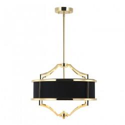 Orlicki Design Stesso Gold Nero S 3xE27 Złoty/Czarny