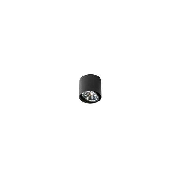 Azzardo ALIX 12V BLACK 1xAR111 Natynkowa Czarny AZ1357