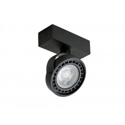 Azzardo JERRY 1 12V BLACK 1xAR111 Reflektor Sufitowy Czarny AZ1365