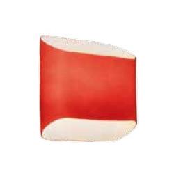 Azzardo PANCAKE RED 2xG9 Ścienna Czerwony AZ0136